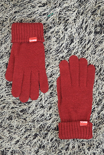 [크럼프] Crump logo touch glove (CA0010-4)