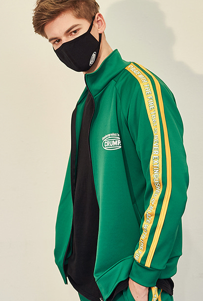 [크럼프] Crump blaze track jacket (CO0018-5)