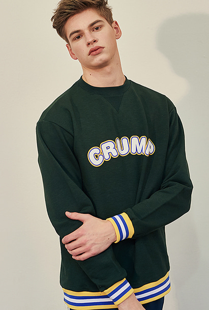 [크럼프] Crump spring sweat shirt (CT0130)