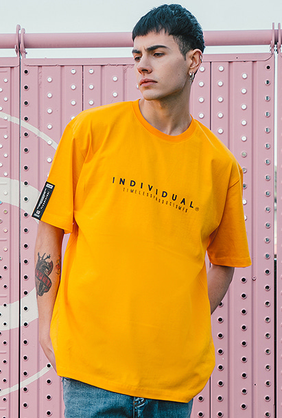 [크럼프] Crump canto tee (CT0149-1)