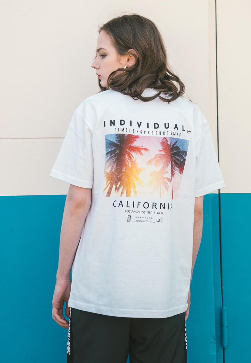 [크럼프] Crump california tee (CT0145)