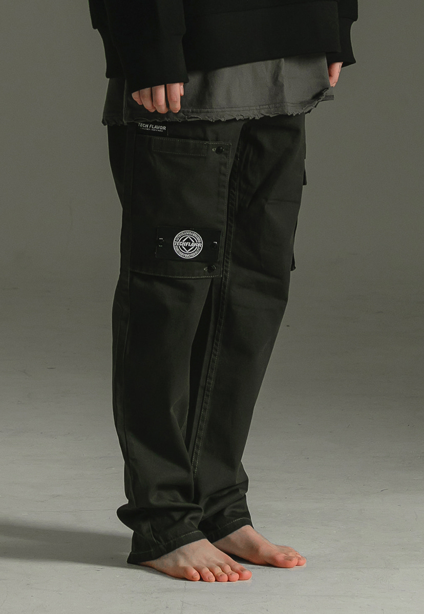 [크럼프] Techflavor 2way cargo pants (TP0012-1)
