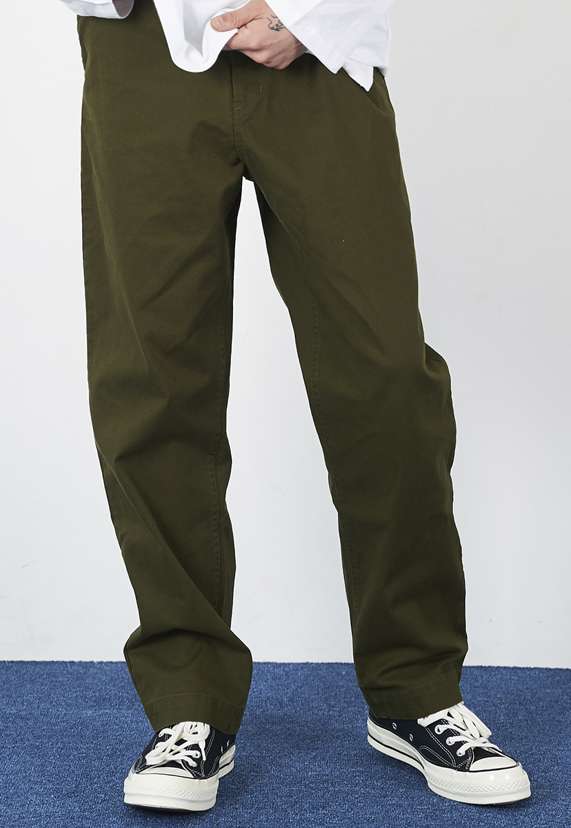 [크럼프] Crump wide chino patns (CP0107-1)