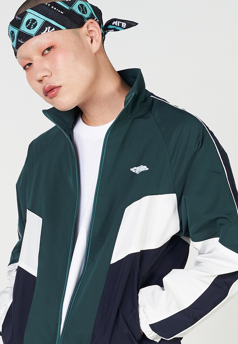 [크럼프] Crump triple track jacket (CO0036-1)