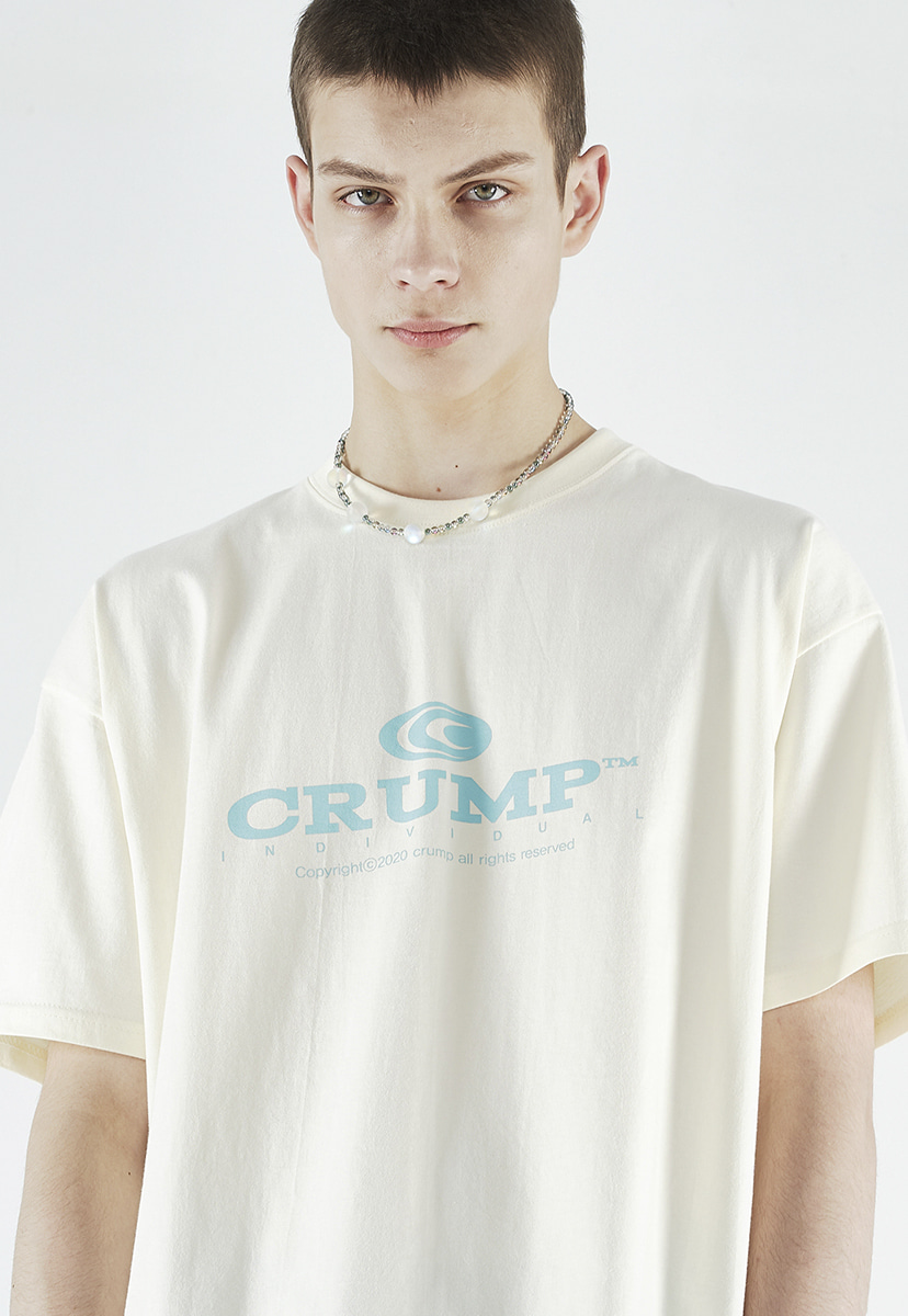 [크럼프] Crump 2020 signature logo t-shirt (CT0257-5)