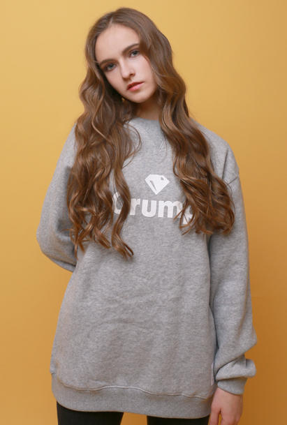 [크럼프] Crump logo sweat shirt (CT0020_1)