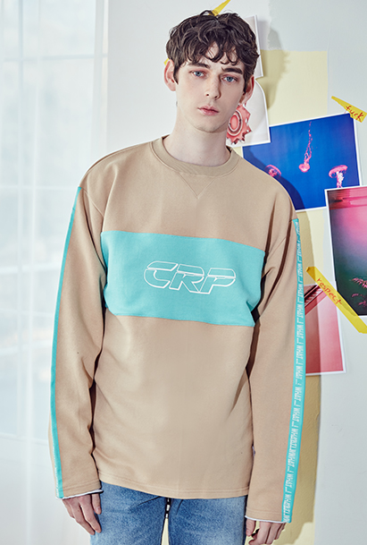 [크럼프] Crump crp sweat shirt(CT0060-1)
