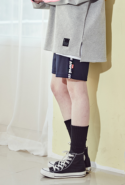[크럼프] Crump signature half pants (CP0014-2)