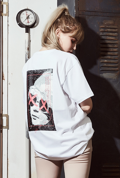 [크럼프] Crump draw up tee(CT0089)