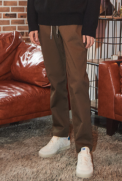 [크럼프] Crump x thisrespect basic cotton pants (CP0037-2)