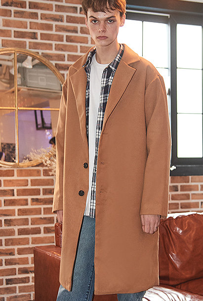 [크럼프] Crump over-fit classic coat (CO0013-1)