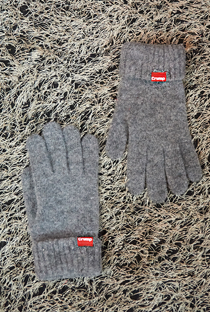 [크럼프] Crump logo touch glove (CA0010-1)
