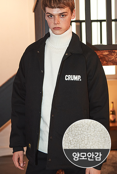 [예약:12월8일발송] [크럼프] Crump double heavy coach jacket (CO0012)