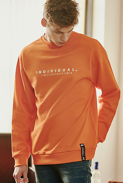 [크럼프] Crump individual sweat shirt (CT0123-2)