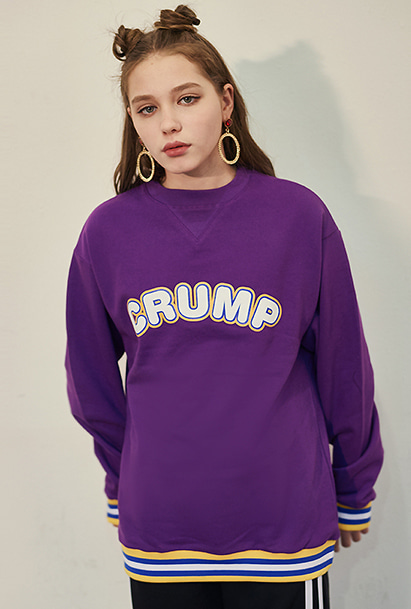 [크럼프] Crump spring sweat shirt (CT0130-1)