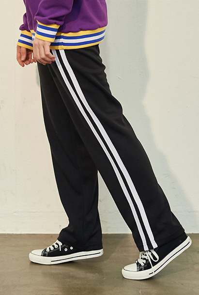[크럼프] Crump two line track pants(CP0050) [10/26 예약배송]