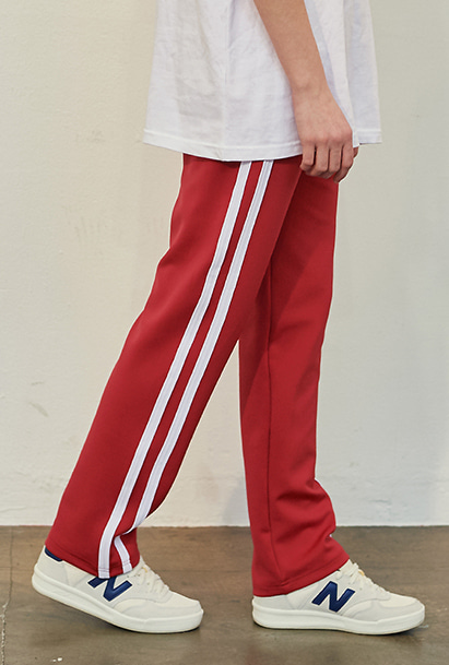 [크럼프] Crump two line track pants(CP0050-2) [10/26 예약배송]
