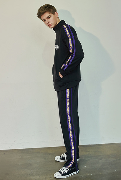 [크럼프] Crump blaze track pants+jacket (CP0047)