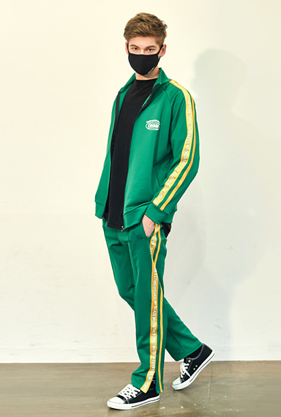 [크럼프] Crump blaze track pants+jacket (CP0047-5)