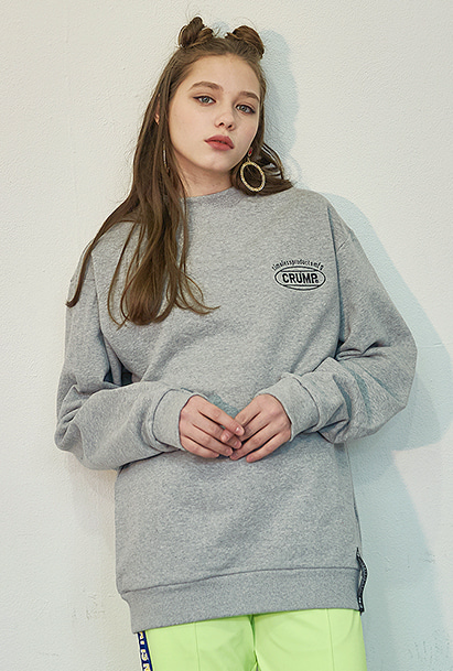 [크럼프] Crump classic sweat shirt (CT0124-1)