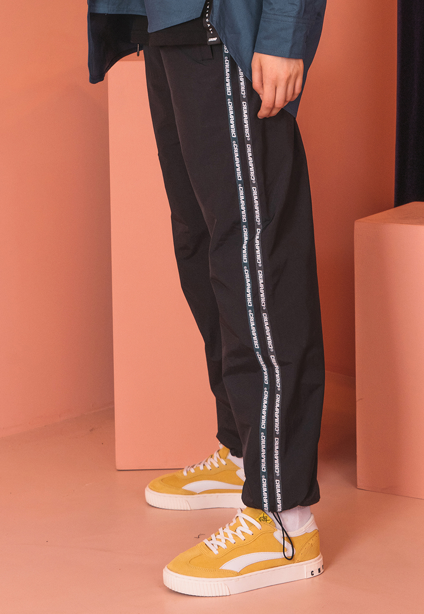 [크럼프] Crump tape taslan pants (CP0064-1)