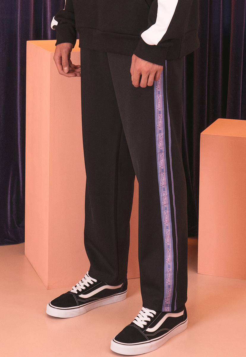 [크럼프]] [기모] Crump dim track pants (CP0067)