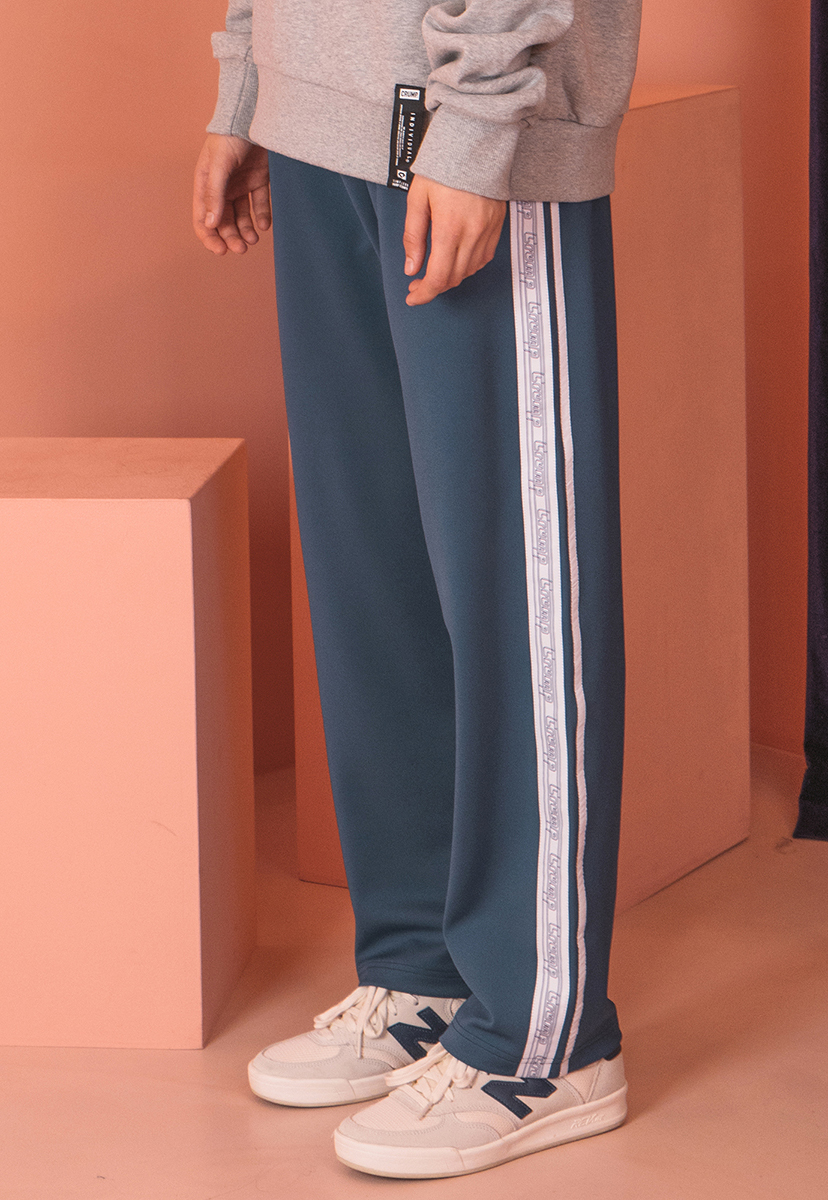 [크럼프]] [기모] Crump dim track pants (CP0067-1)