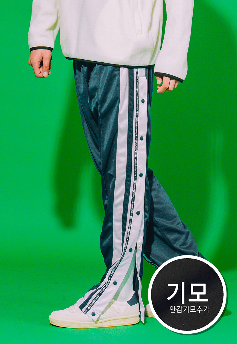 [크럼프] [기모]Crump snap track pants (CP0070g-2)
