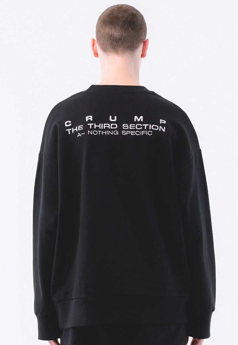 [크럼프] Crump terry sweat shirt  (CT0181)