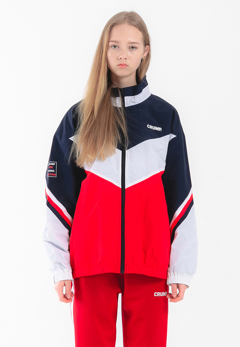 [크럼프] Crump terry track jacket (CO0027-1)