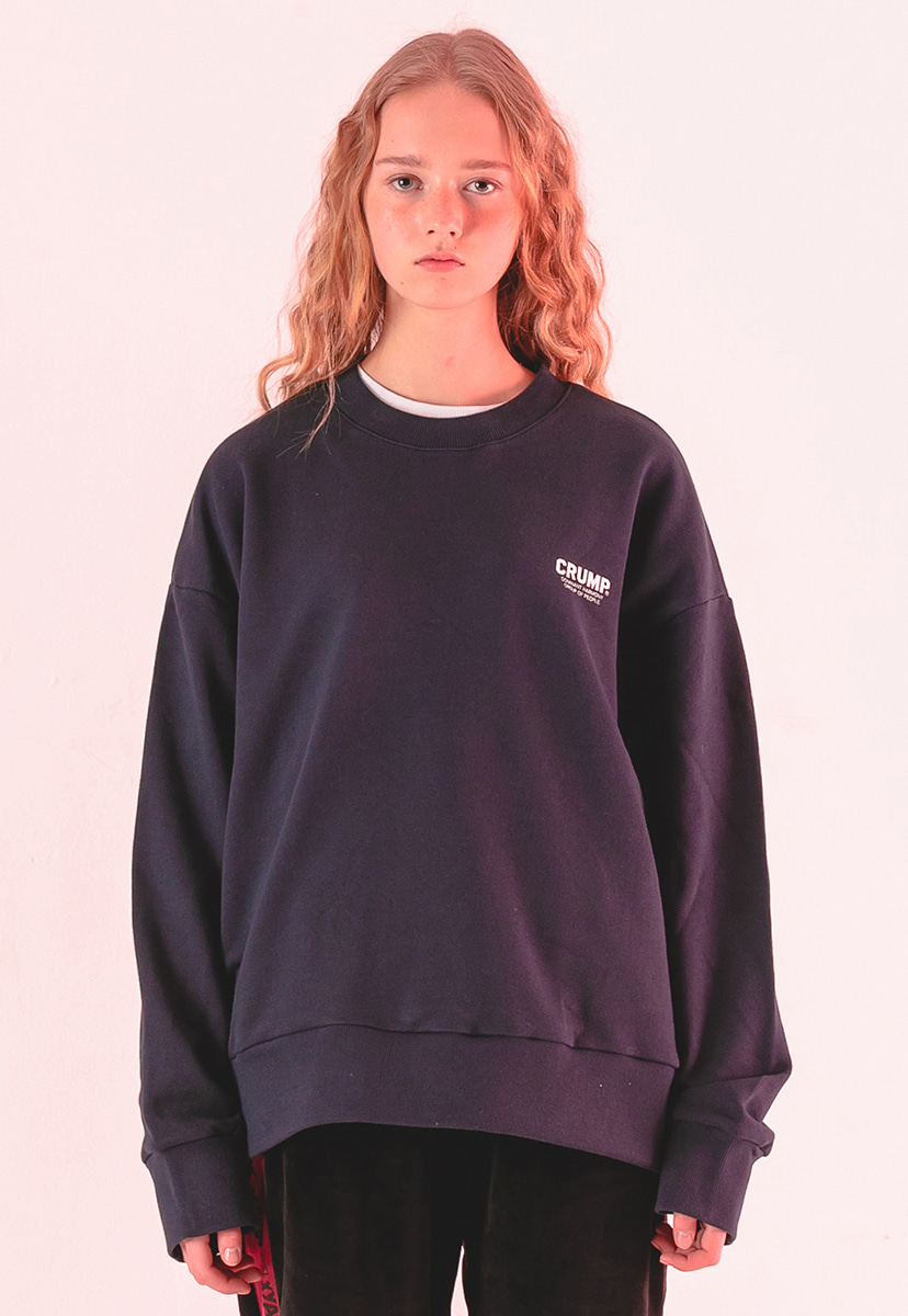 [크럼프] Crump basic crew  neck (CT0188)