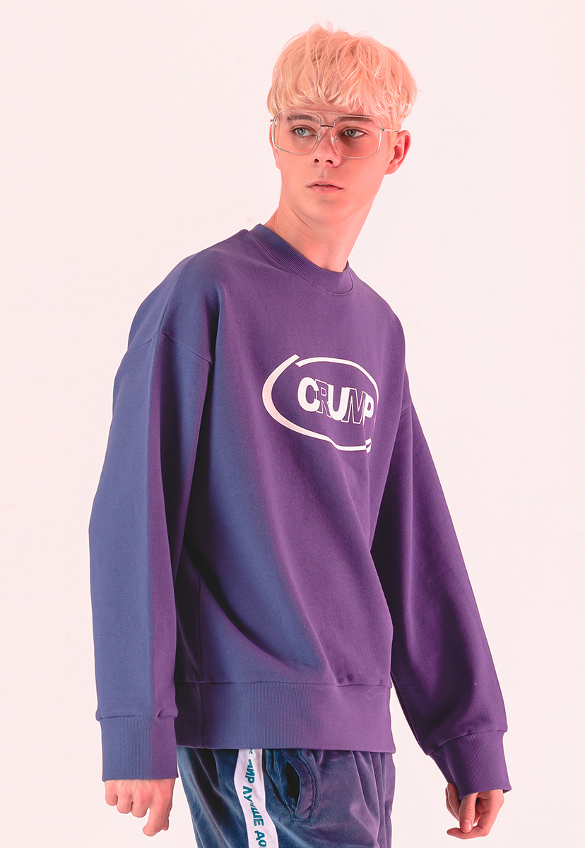 [크럼프] Crump CUP crew neck (CT0190)