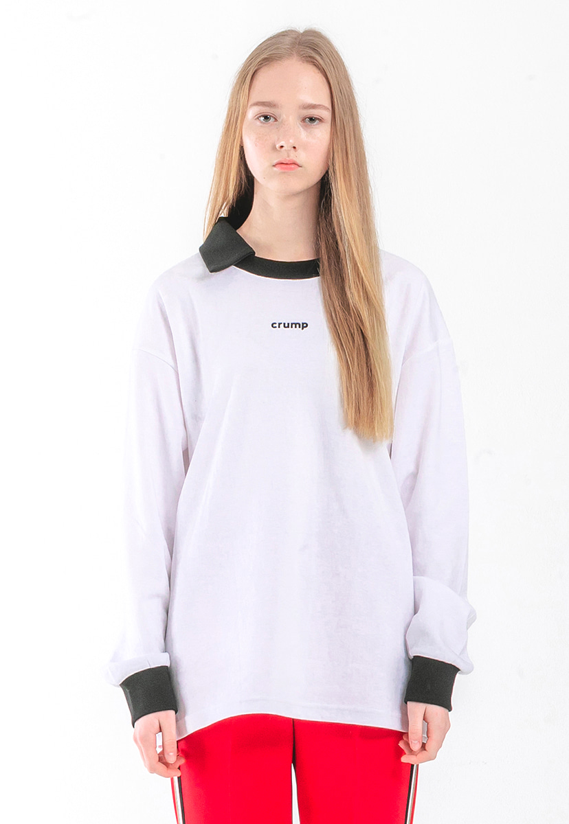 [크럼프] Crump collar long sleeves (CT0184-2)