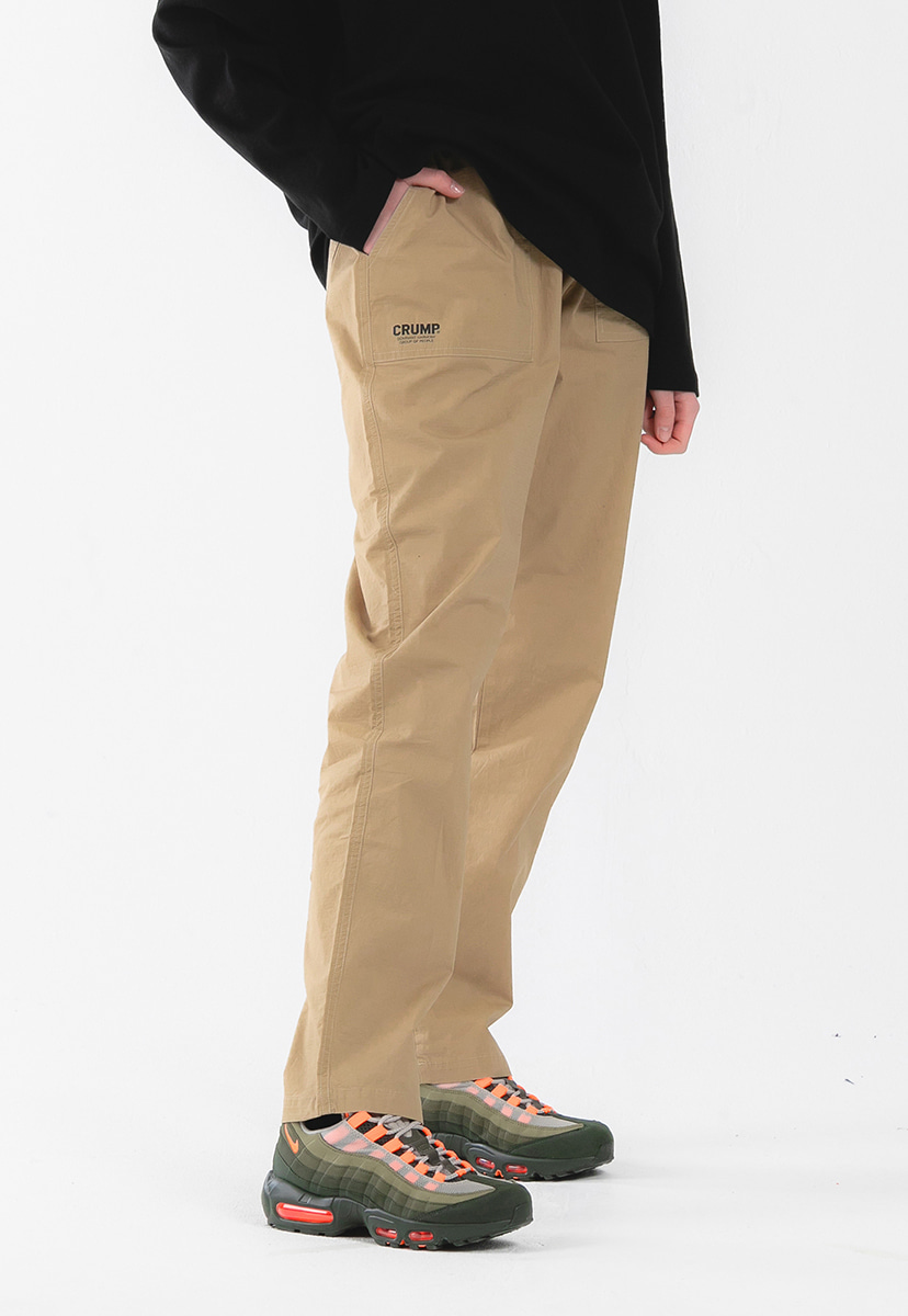 [크럼프] Crump stretch fatigue pants  (CP0079-1)