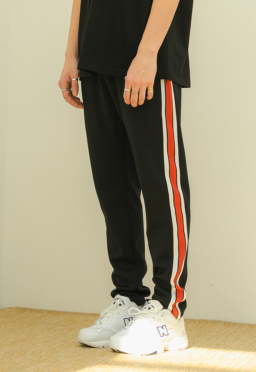 [크럼프] Crump slim color track pants (CP0081)