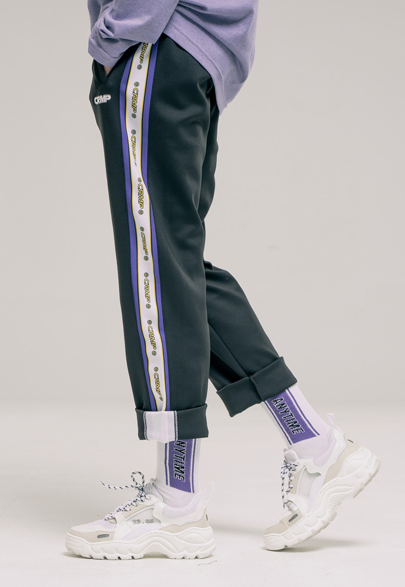 [크럼프] Crump logo track pants (CP0080)