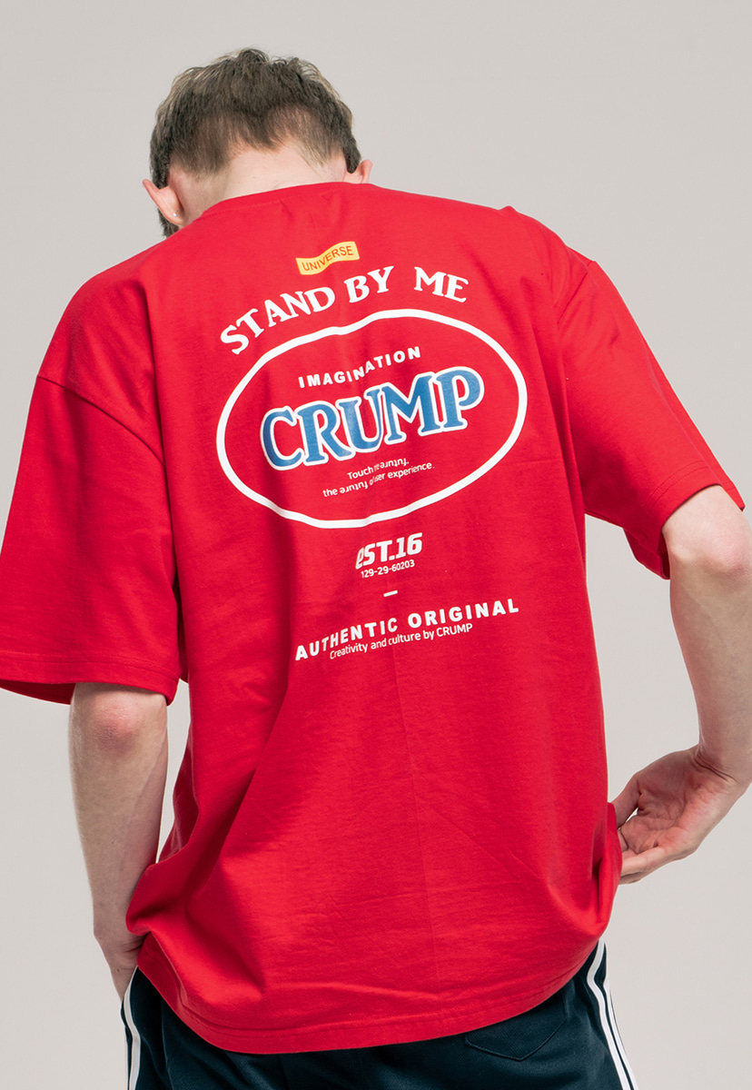 [크럼프] Crump stand by short sleeve (CT0194-1)