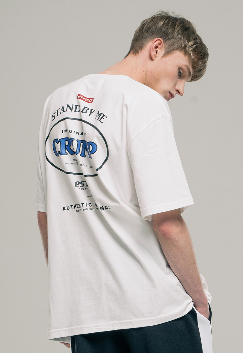 [크럼프] Crump stand by short sleeve (CT0194-3)