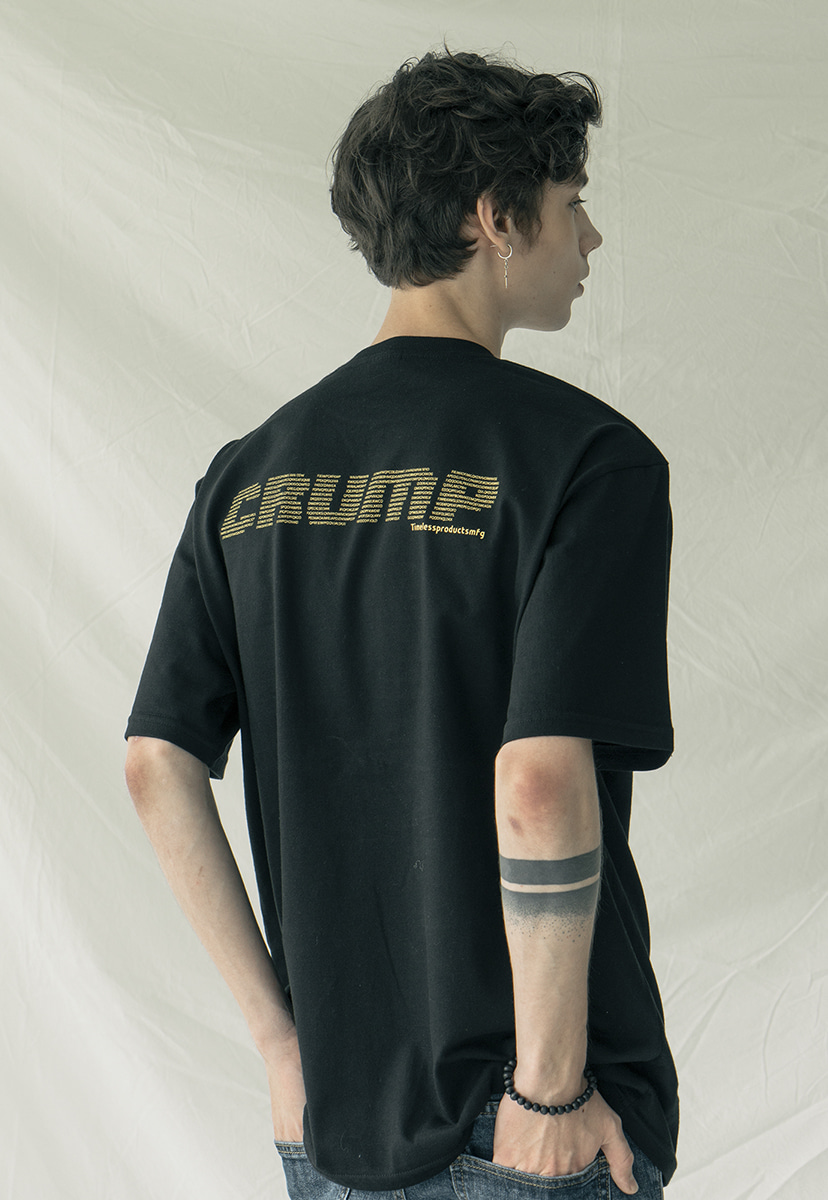 [크럼프] Crump meaningless tee (CT0161)