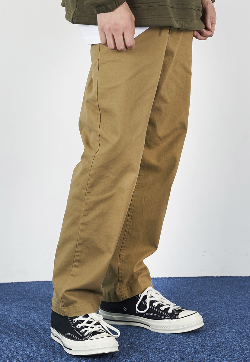 [크럼프] Crump wide chino patns (CP0107-2)