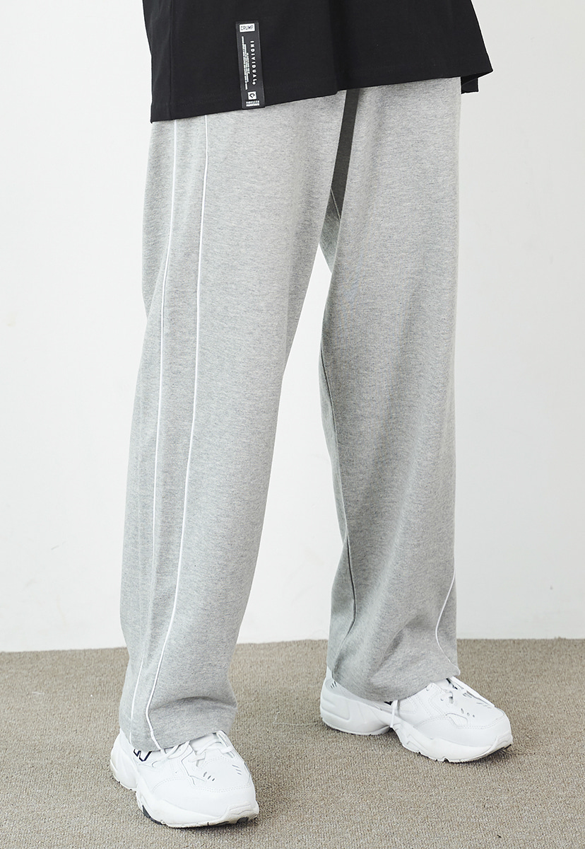 [크럼프] Crump piping track pants (CP0104-1)