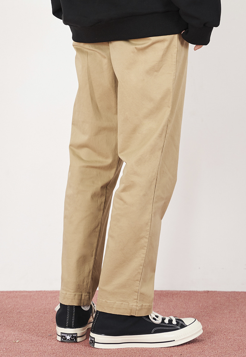 [크럼프] Crump straight fit cotton pants (CP0108-1)