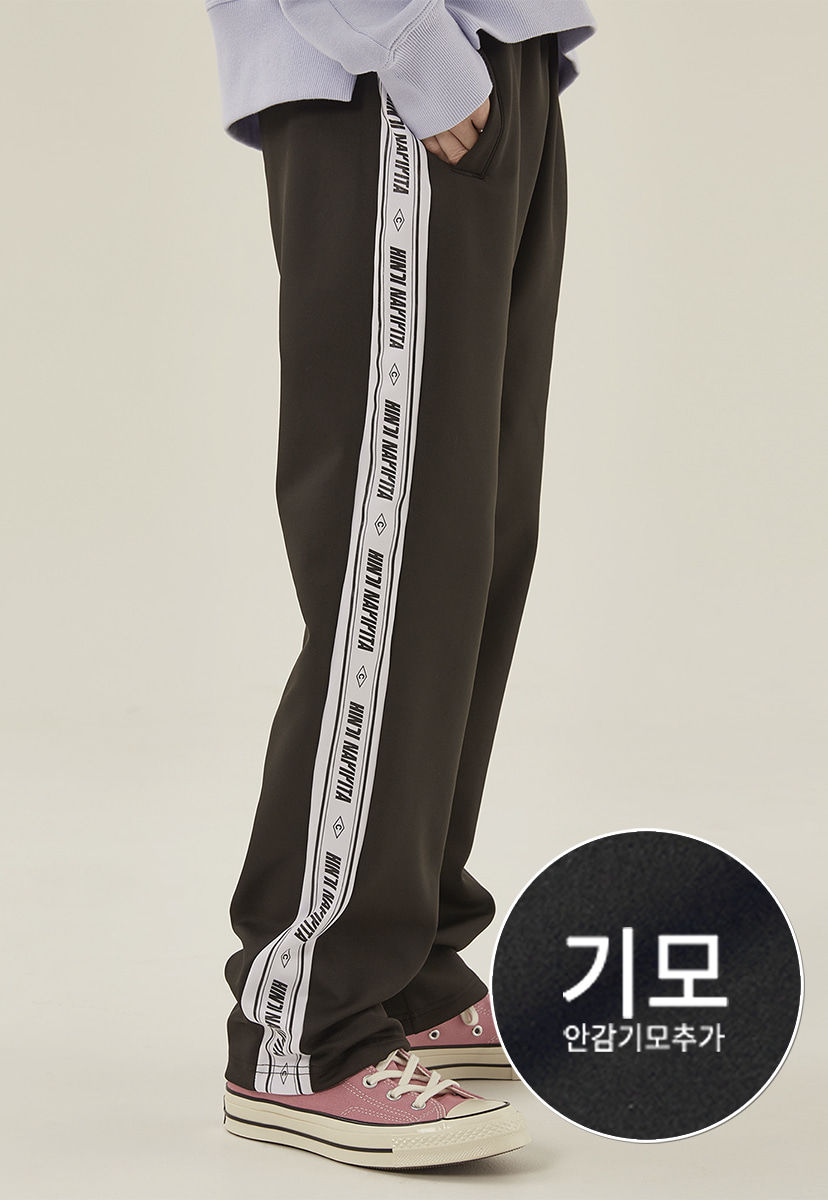 [크럼프] [기모] Crump invisible track pants (CP0120)