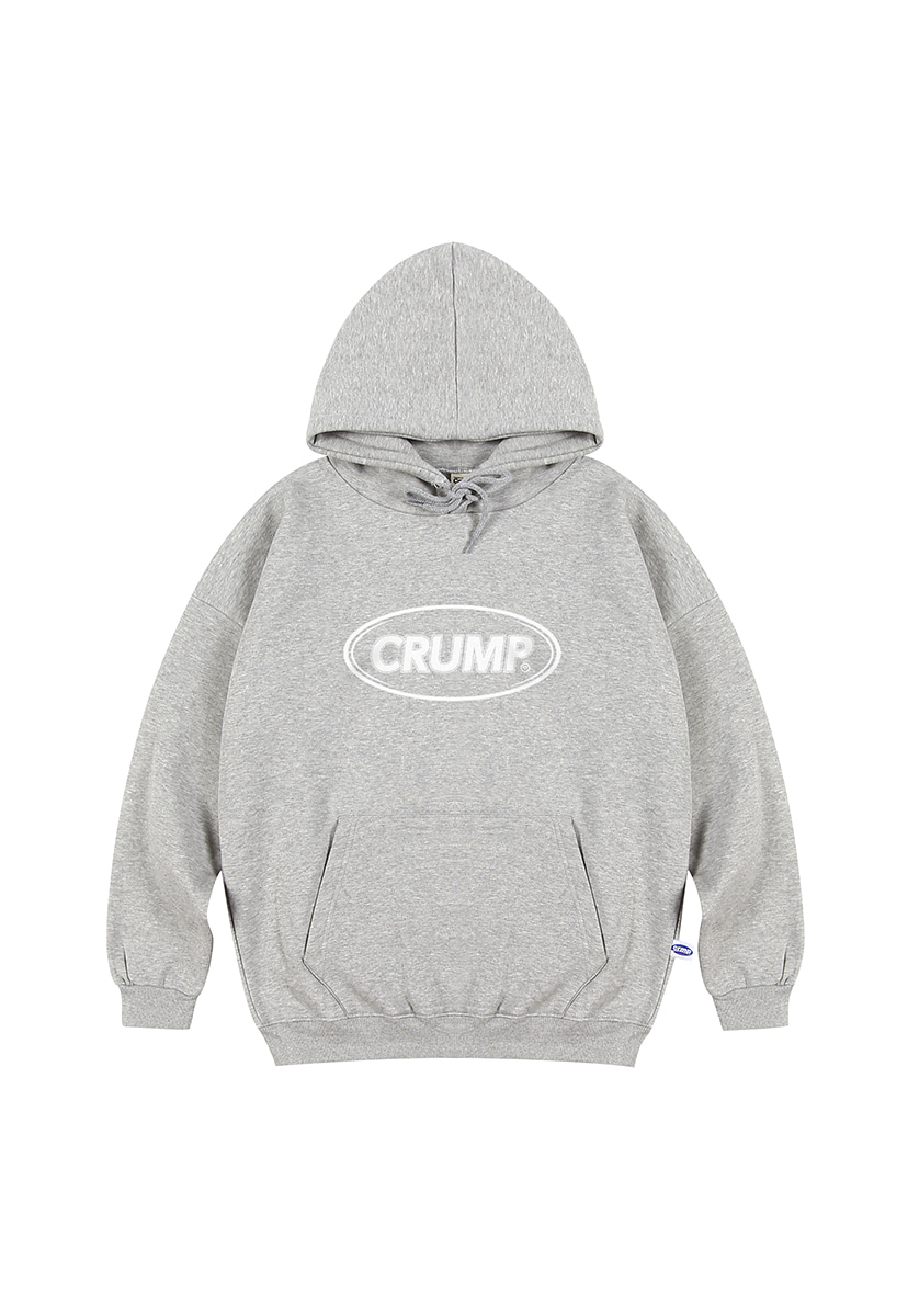 [크럼프][기모] Crump increase hoodie (CT0234g-1)