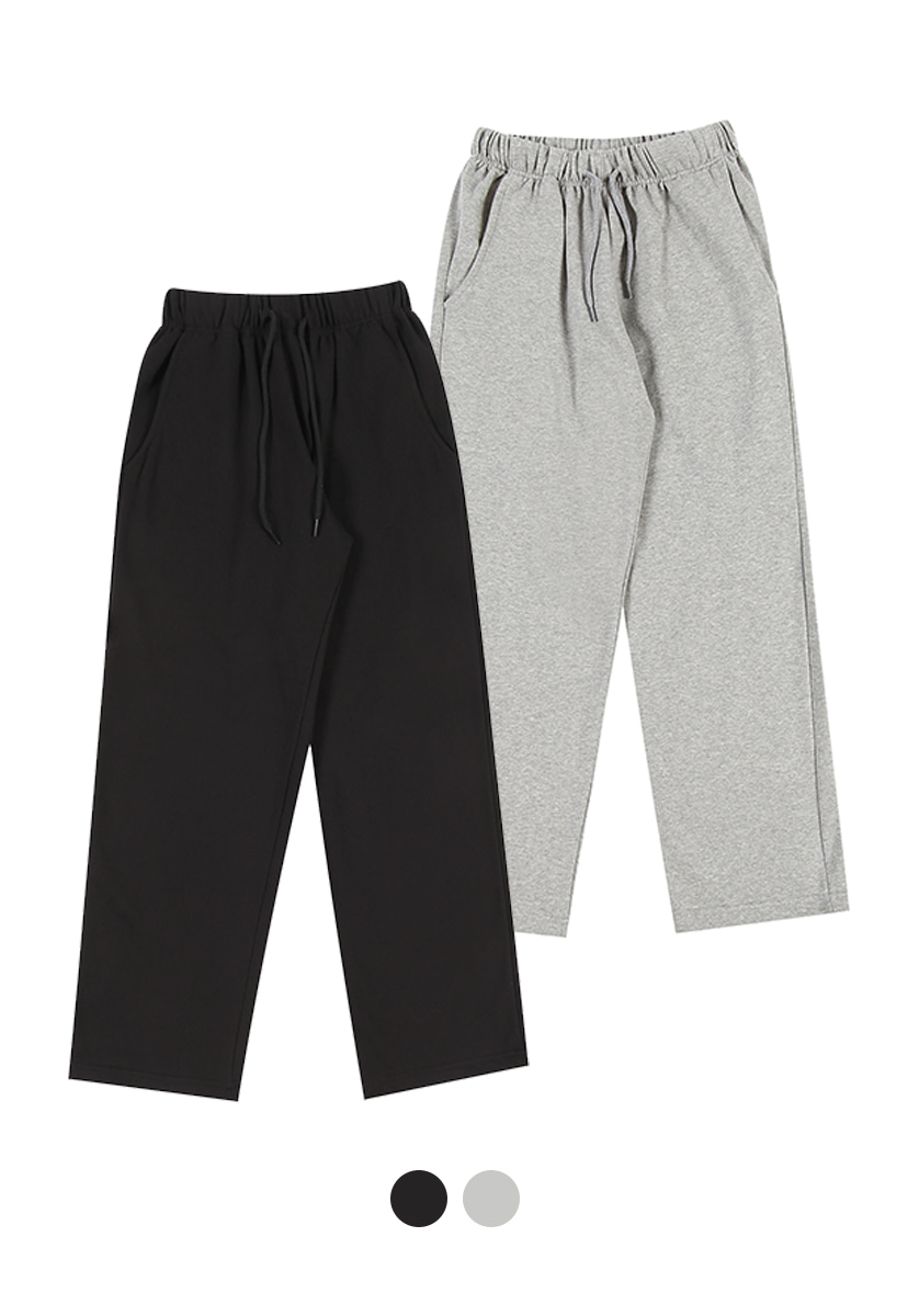 [크럼프][1+1] [기모] Crump standard sweat pants (CP0121g)