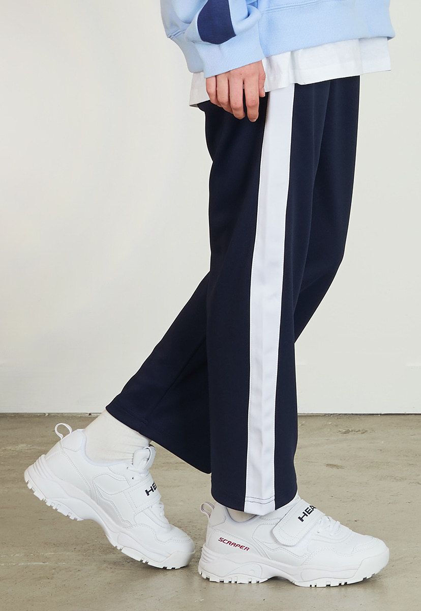 [크럼프] Crump line track pants(CP0030-1)