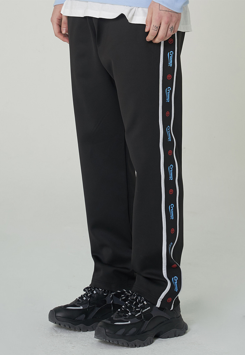 [크럼프] Crump steady logo trackpants (CP0123)