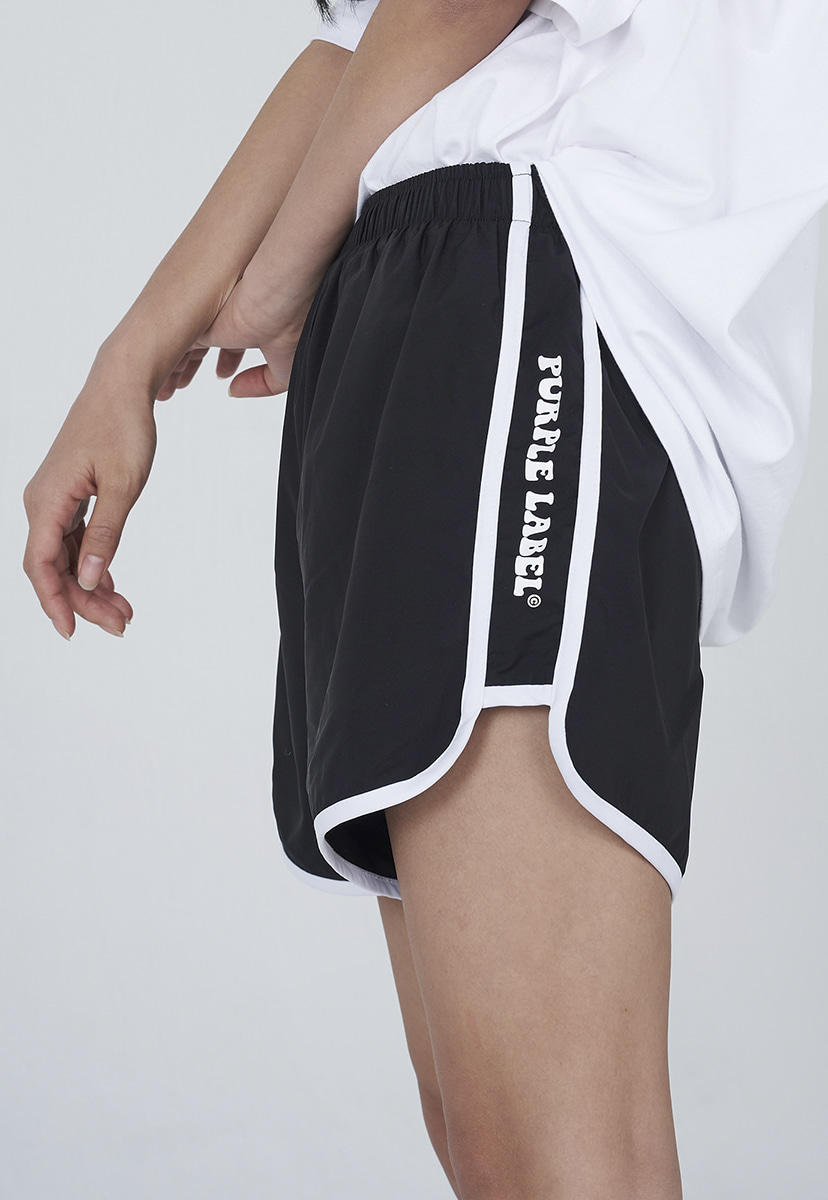 [퍼플라벨] Purple label O/G logo dolphin shorts (PP0002)
