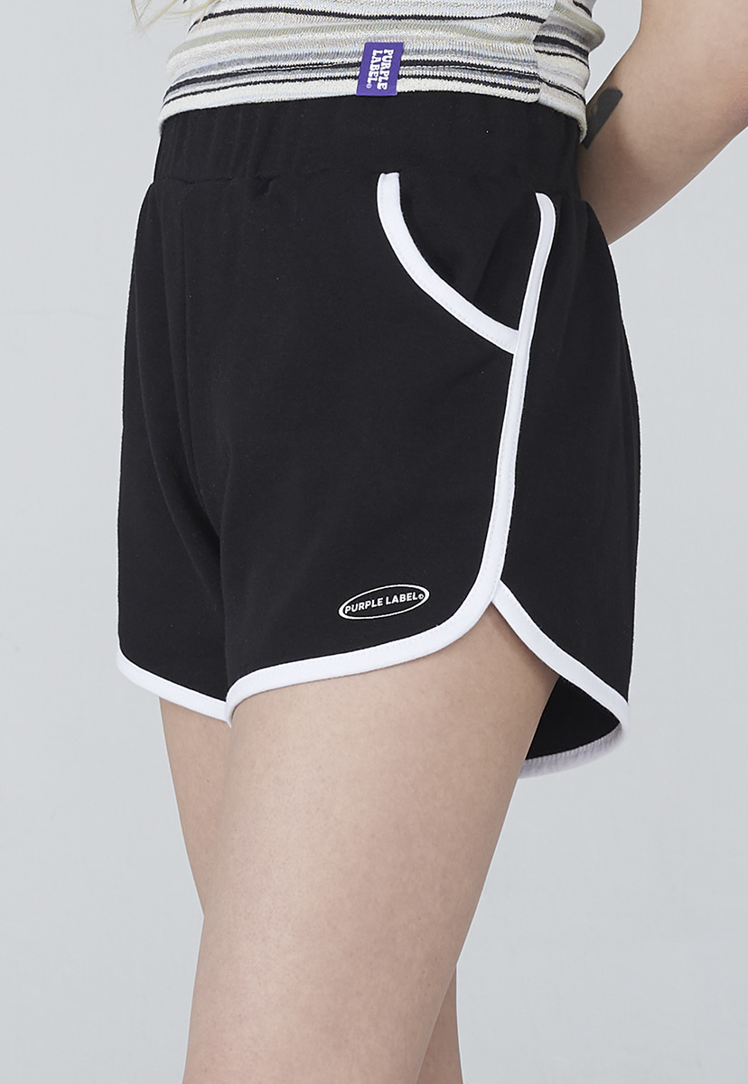 [퍼플라벨] Purple label s/logo dolphin shorts (PP0001)