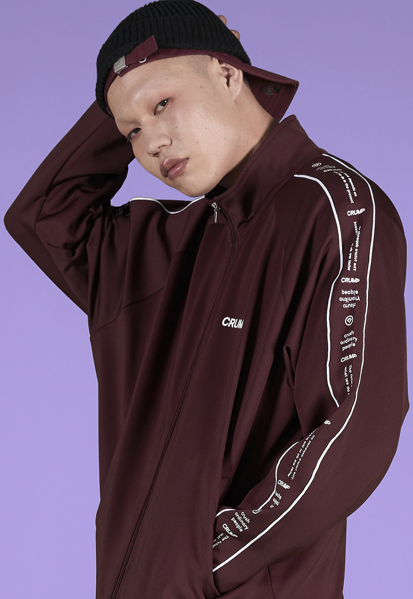 [크럼프] Crump summit tracktop (AO002-1)